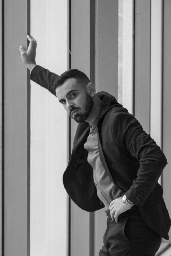 Frank Ledesma: la música es un bálsamo para el alma