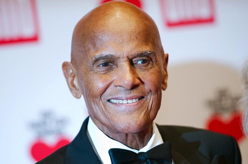 Harry Belafonte, músico, actor y activista social