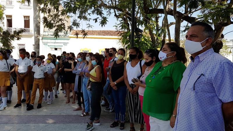 Inicia nuevo curso escolar en Aulas Patrimoniales de Camagüey (+Audio)