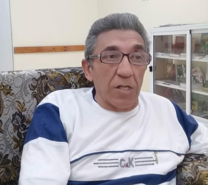 Teniente coronel de la reserva José Ángel Gárciga Blanco