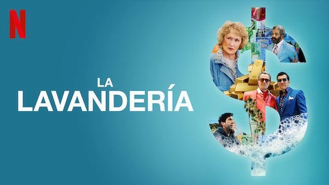 La lavandería, protagonizada por Meryl Streep, Gary Oldman y Antonio Banderas