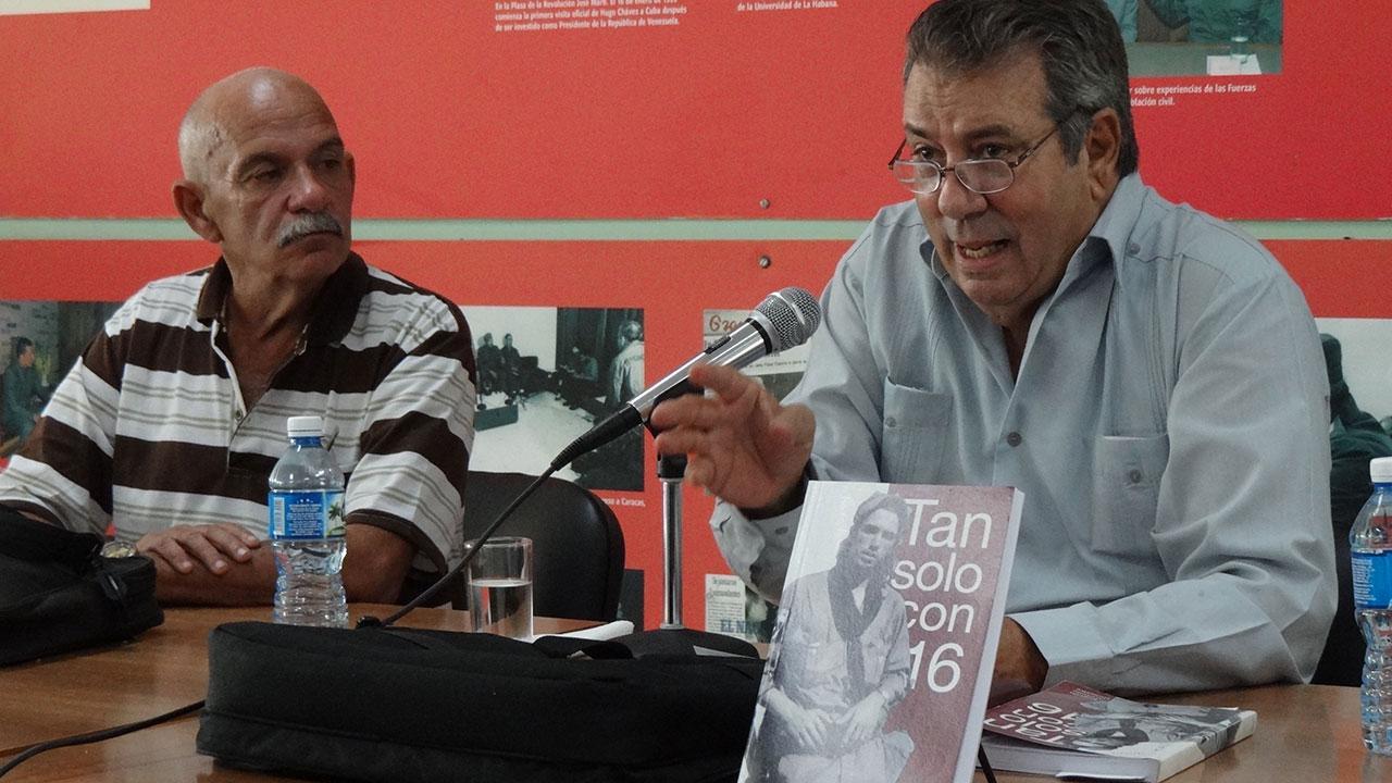 Rogelio Acevedo González: Tan solo con 16 (+Audio)