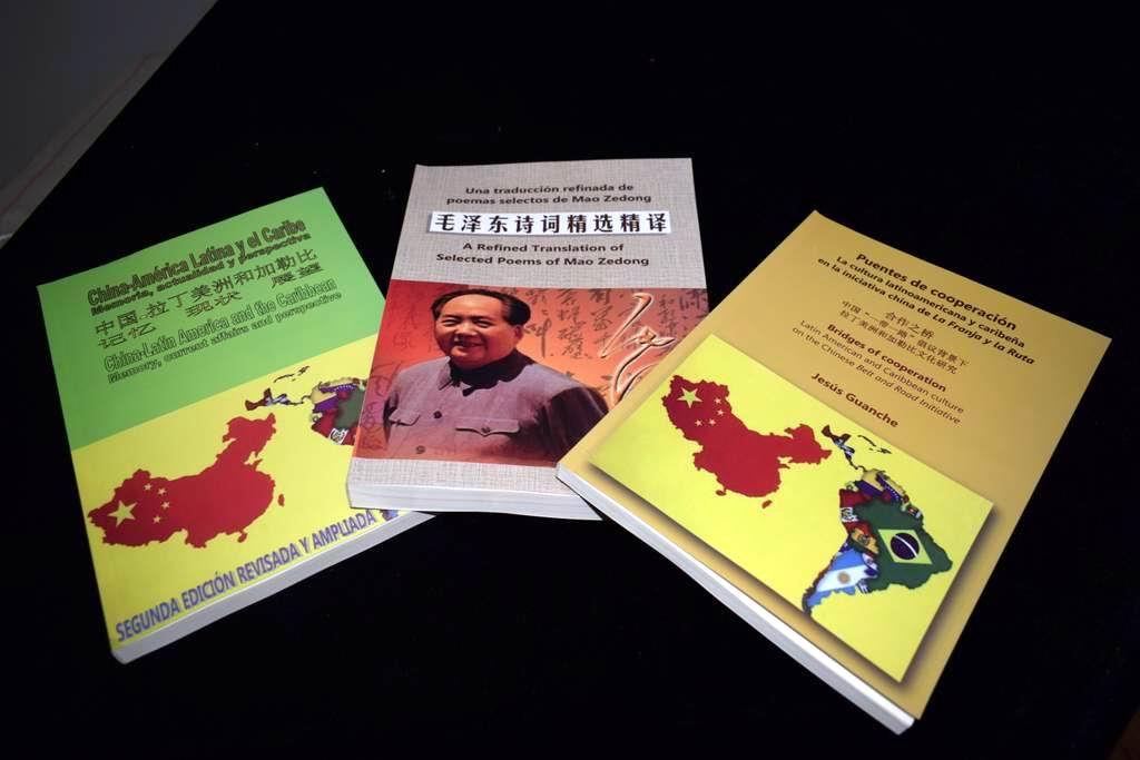 Presentan nuevos libros de autores chinos y cubanos en Beijing