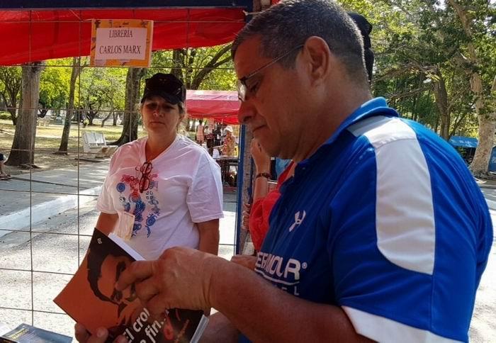En Audio: Ya llega la Feria del Libro a Camagüey
