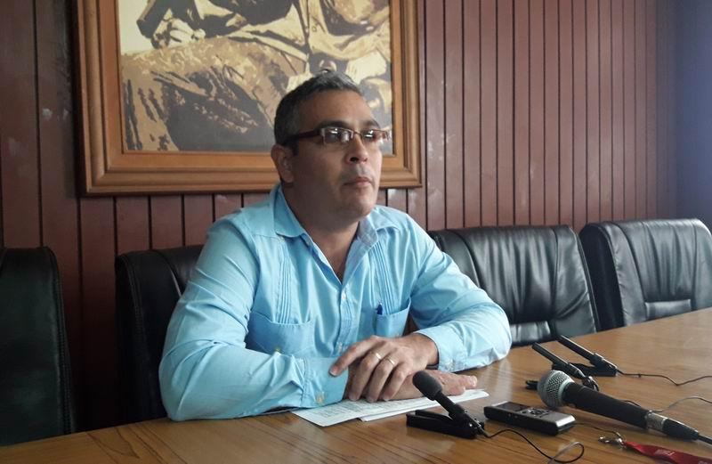 MsC. Maikel Ortiz Carmona, Director Nacional de la Enseñanza Preuniversitaria en Cuba