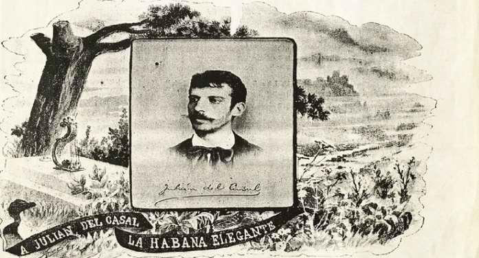 Julián del Casal, uno de los principales poetas modernistas de América Latina