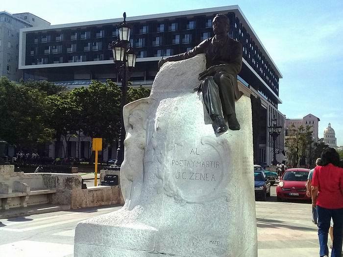 Monumento a Juan Clemente Zenea
