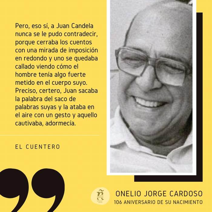 Celebra Centro Onelio figura del Cuentero Mayor