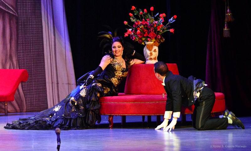 Presentarán opereta La Viuda Alegre en el Gran Teatro de La Habana