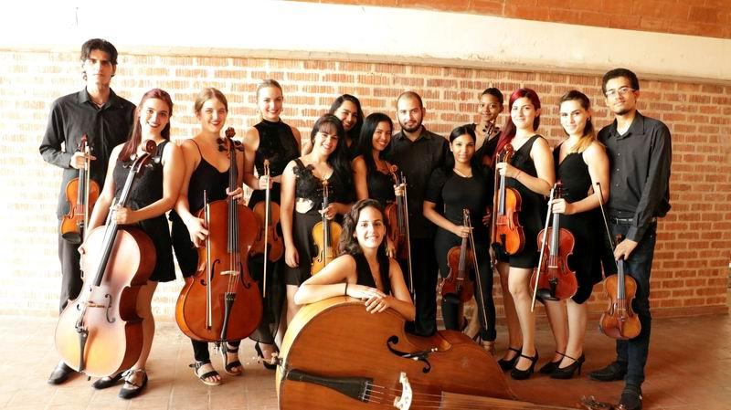 Orquesta de Cámara del ISA actuará en Fábrica de Arte y en San Francisco de Paula