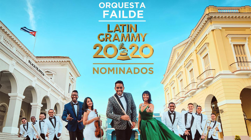 Cuban musicians stand out in nominees' list for Latin Grammy 2020