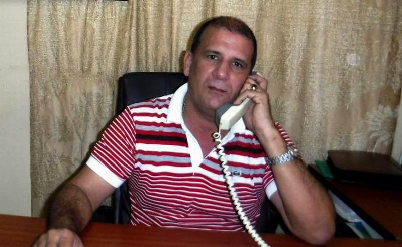 Presidente del Consejo Electoral de Santiago de Cuba, Pedro Pablo Ojeda