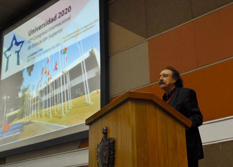 Ignacio Ramonet warns of inequality impact on modern societies