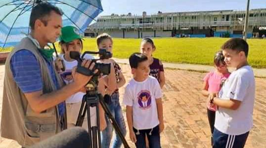 Por primera vez en Cuba se filma un live-action