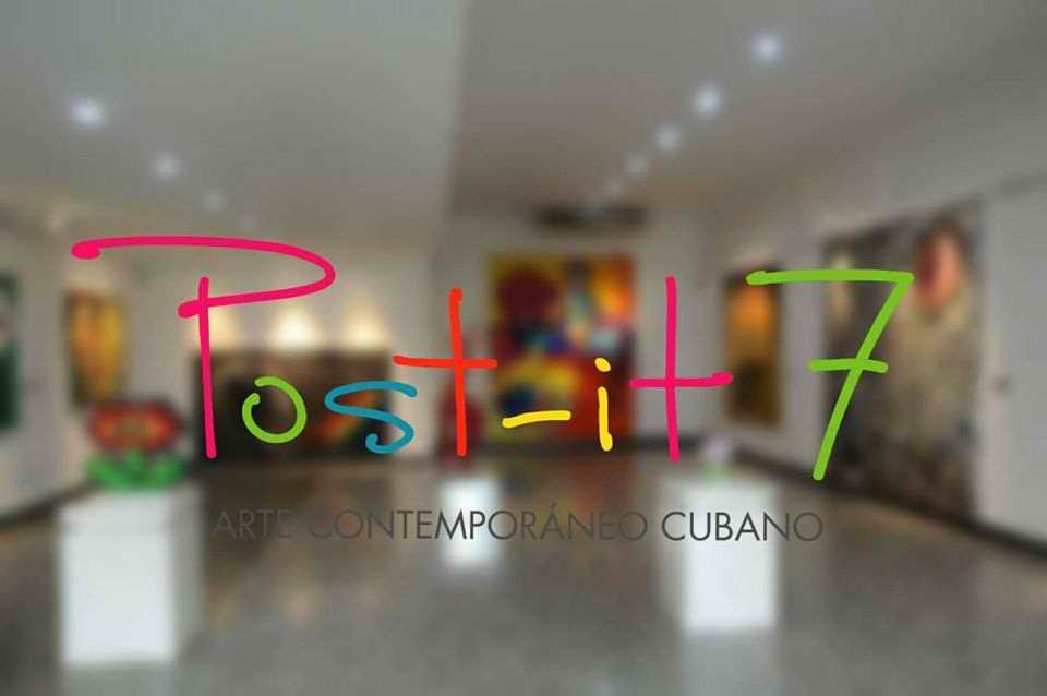 Abre al público muestra concurso Post-it 7. Arte Contemporáneo Cubano