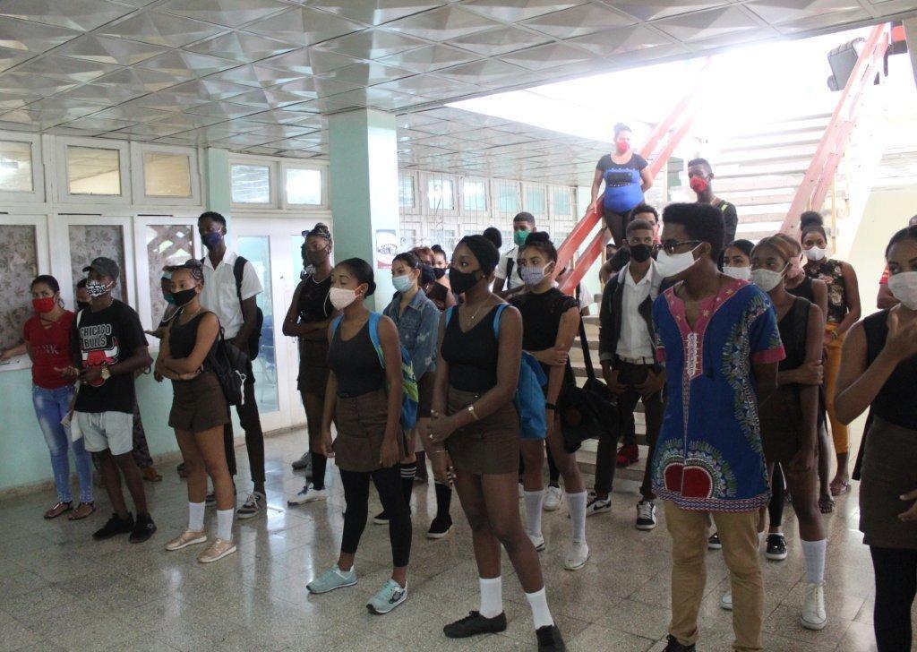 Primera jornada de la cultura franco-haitiana