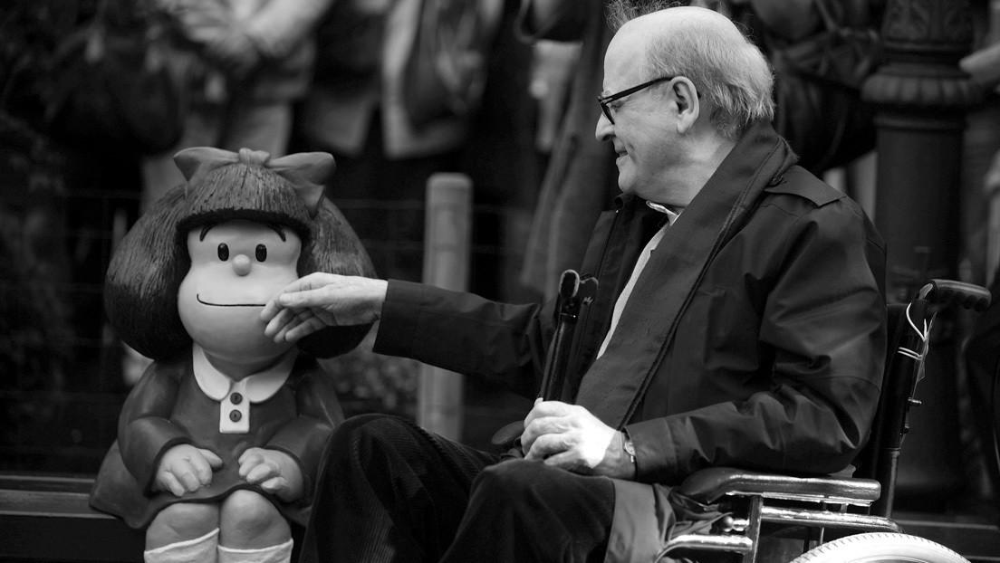 Fallece el reconocido dibujante argentino Quino