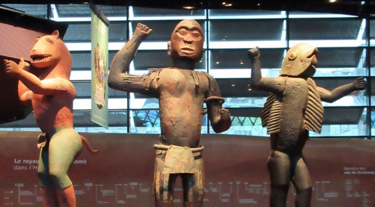 French Senate approves restoring African cultural property