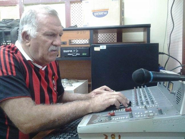 Rolando de la Cruz Gacel, realizador de sonido