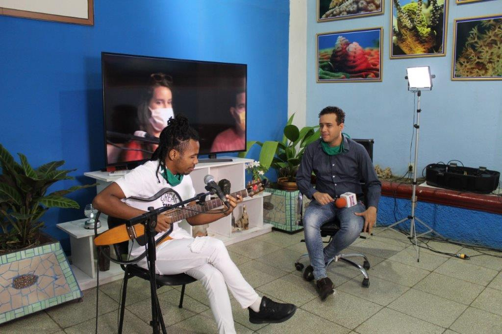 En Audio: Concierto Gigante por la Juventud cubana