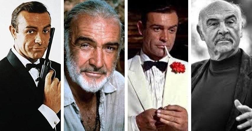 Falleció a los 90 años el legendario actor británico Sean Connery