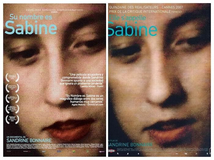 Ella se llama Sabine