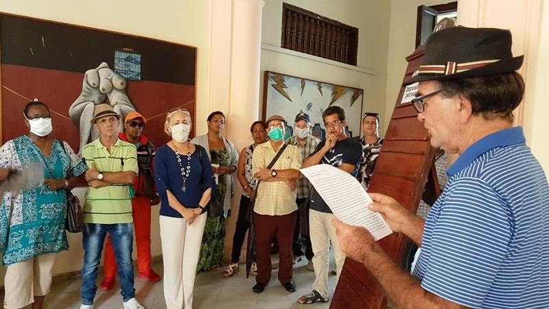 En Audio: Artistas camagüeyanos, con Patria, dignidad y vergüenza