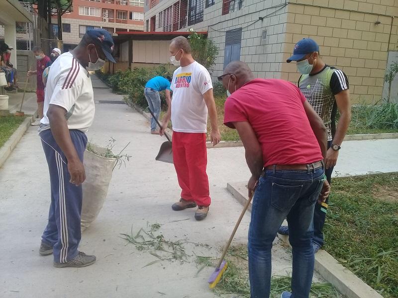 En Audio: Celebran el Primero de Mayo colaboradores cubanos