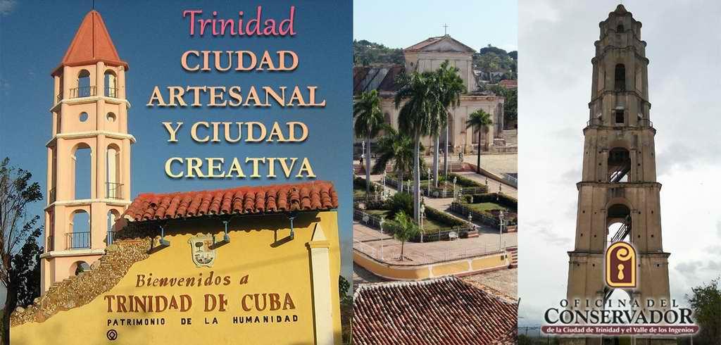 Arriba Trinidad a primer aniversario como Ciudad Creativa