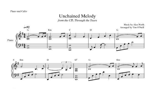 Una melodía desencadenada