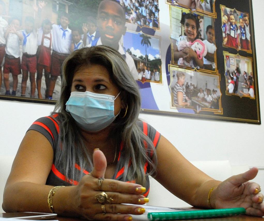 La Habana prepara condiciones para el regreso a las aulas (+Audio)