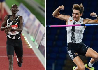 Lucharán 10 atletas por la atleta del año en una temporada diferente
