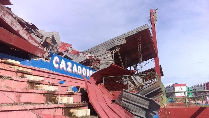 El INDER evalúa daños provocados por la Tormenta Tropical Laura (+Audio)
