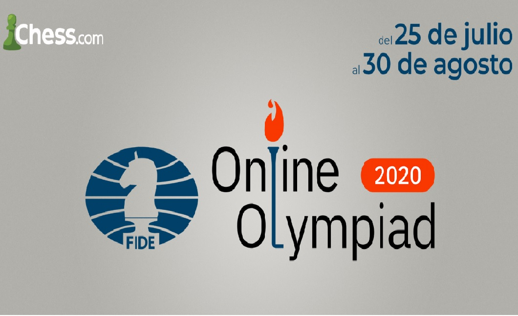 Olimpiada Online de Ajedrez genera primeros resultados