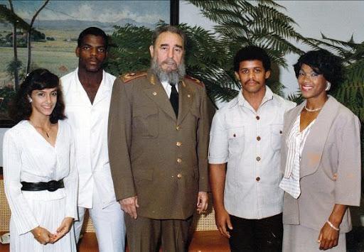 """Ana Fidelia: """"Fidel siempre estará en nuestros corazones"""""""