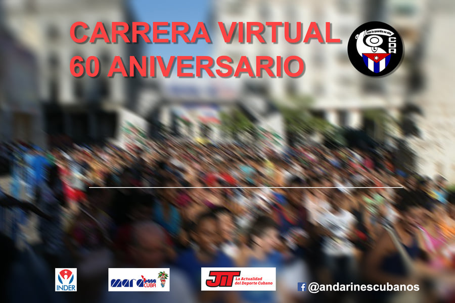 En Audio: Celebrarán andarines los 60 años de los CDR