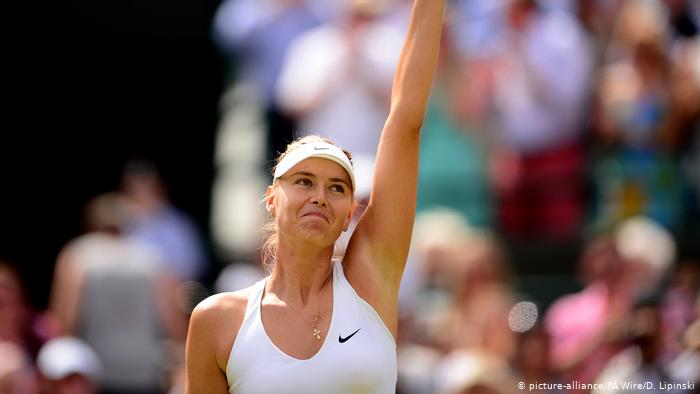 Anuncia su retiro tenista rusa Maria Sharapova