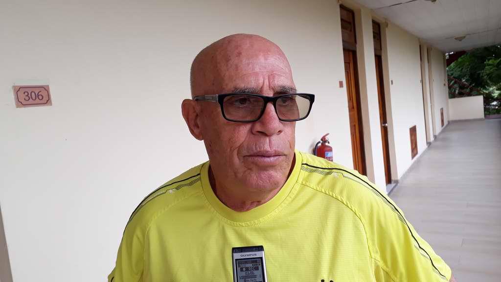 """Armando Ferrer: """"Trataremos de dar un buen espectáculo"""" (+Audio)"""