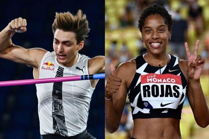 Duplantis y Yulimar tocan la cúspide del Atletismo