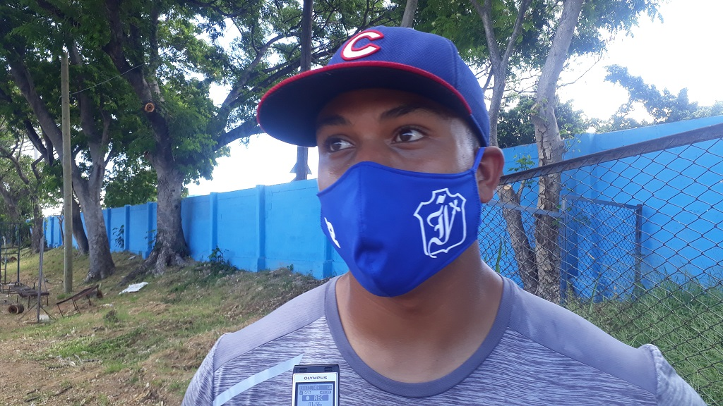 """Bryan Chi: La principal """"carta"""" de los azules (+Audio)"""