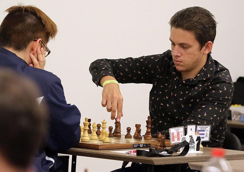 Jugará hoy Carlos Daniel Albornoz en equipo resto del mundo en el Young Master de ajedrez
