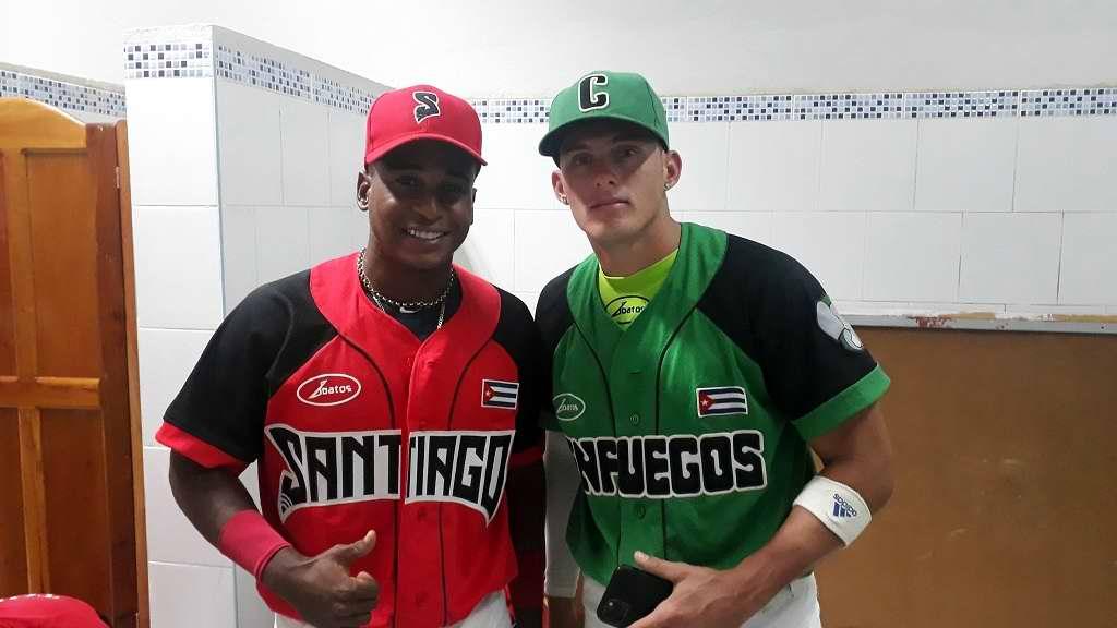 Cesar y Santiago: Rivales solo en el terreno