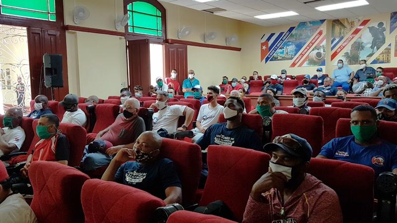 Camaguey, el tren de la Serie 60 de la pelota cubana