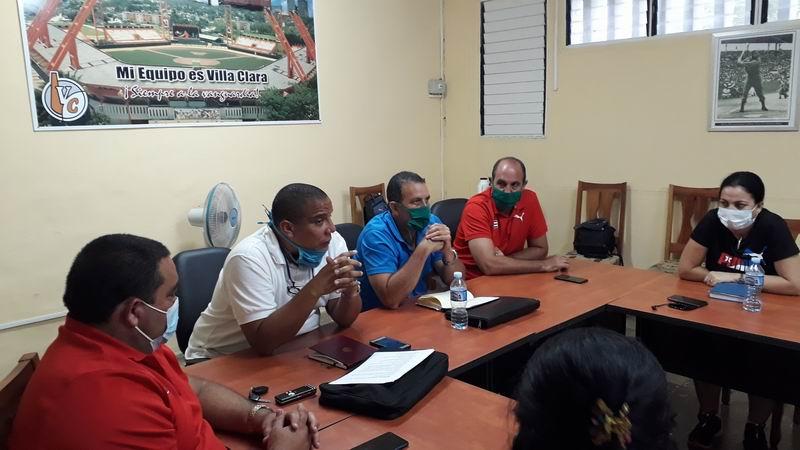 Movimiento deportivo en Villa Clara cumple estrategia de recuperación (+Audio)