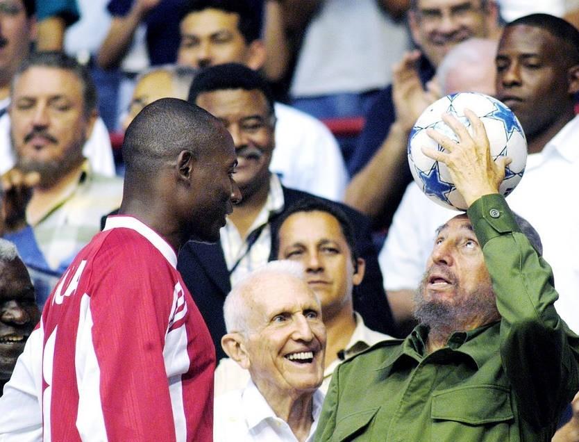 """Erick Hernández: """"Fidel es el recordista mayor"""" (+Audio)"""