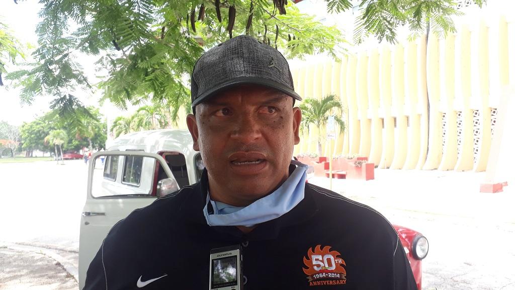 """Eriel Sánchez: """"Siempre me han gustado los retos"""" (+Audio)"""