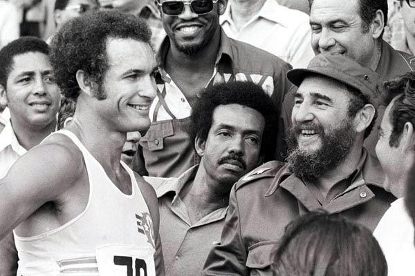 Alberto Juantorena: Fidel siempre estará entre nosotros (+Audio)