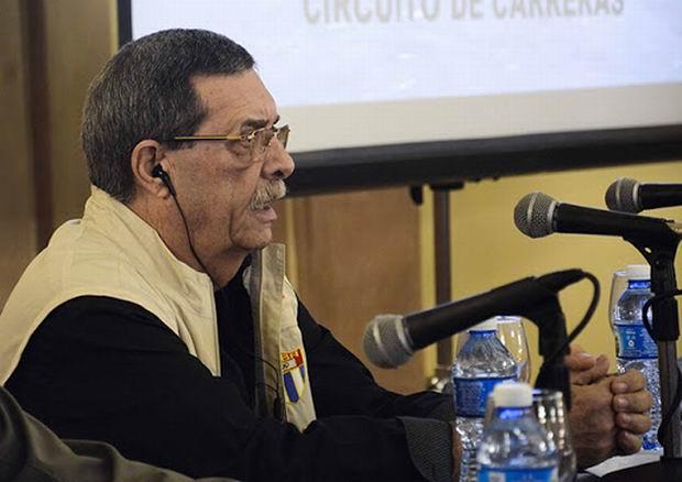 Director General del Proyecto Marabana-Maracuba, Carlos Gattorno