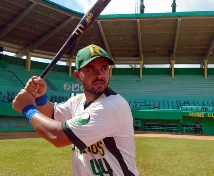 """Yasser Julio: """"Mi sueño es llegar al equipo Cuba"""""""