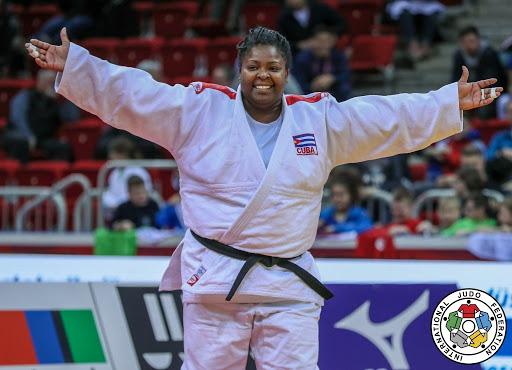 Idalys Ortiz: Voy por mi cuarta medalla olímpica (+Audio)